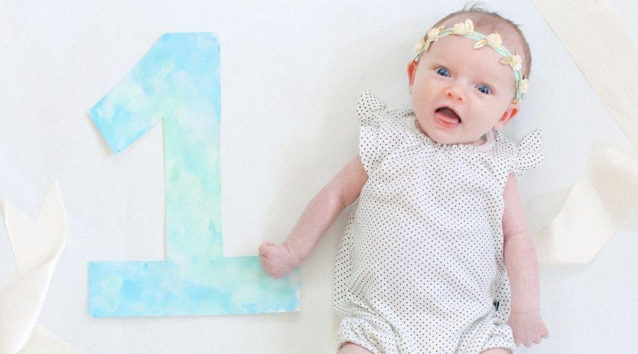 1 месяц развития ребенка
