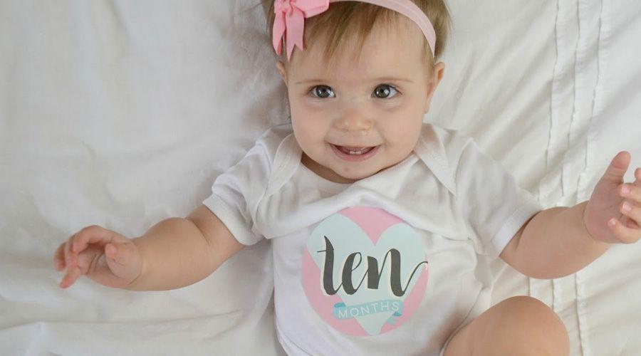 10 месяц развития ребенка
