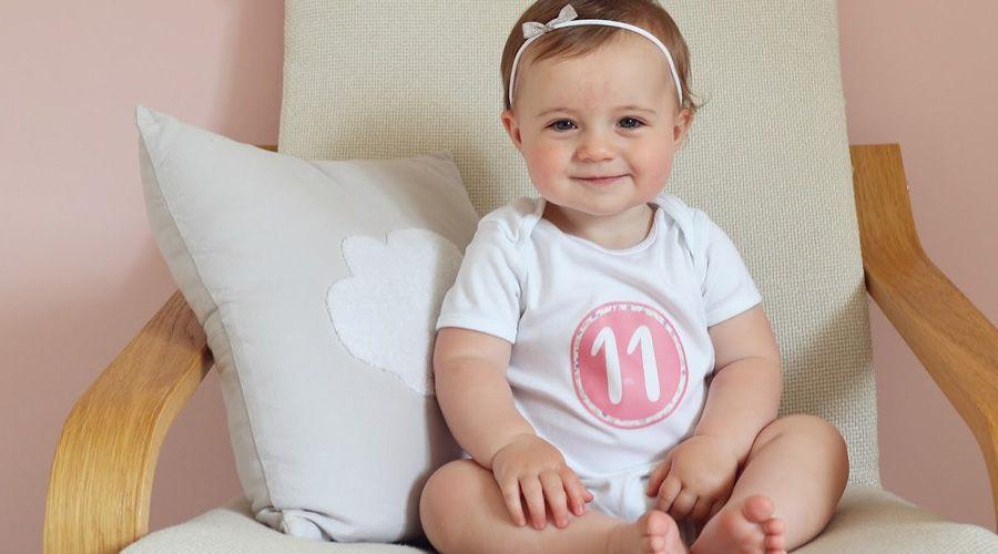 11 месяц развития ребенка