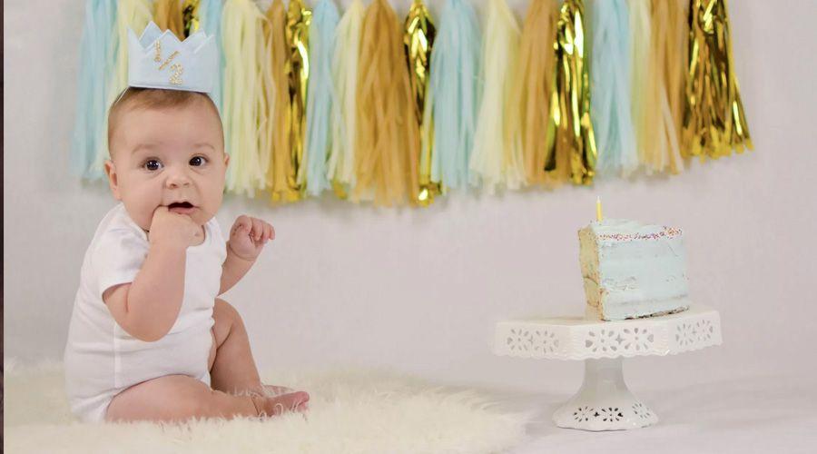 6 месяц развития ребенка
